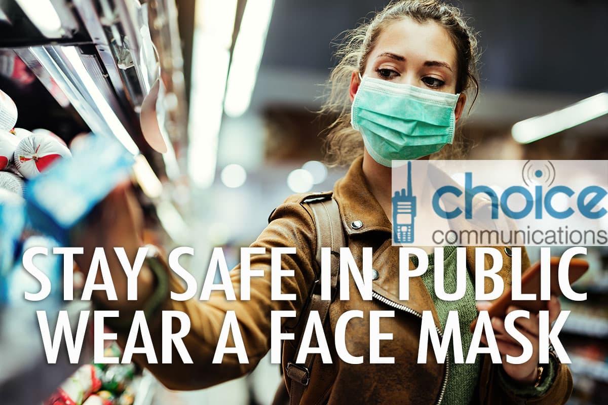 Face Masks Ireland Image
