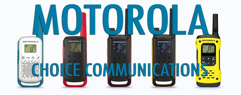 Motorola Walkie Talkies Ireland
